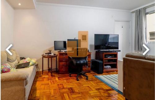 Apartamento Para Venda No Bairro Vila Buarque Em São Paulo - Cod: Ja10940 - Ja10940