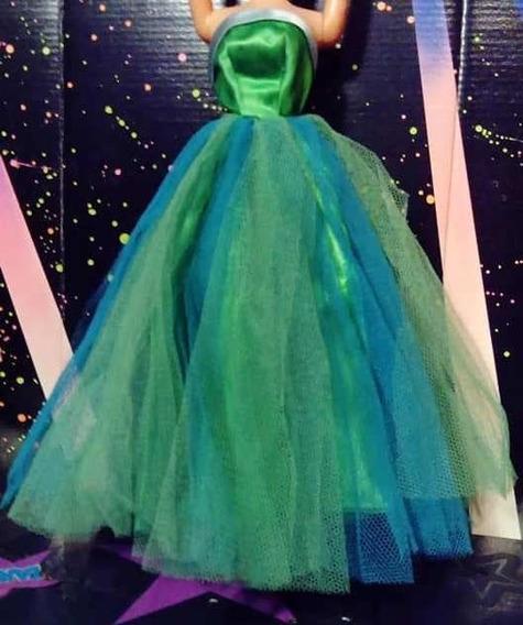 Barbie Vestido Senior Prom Original Vintage