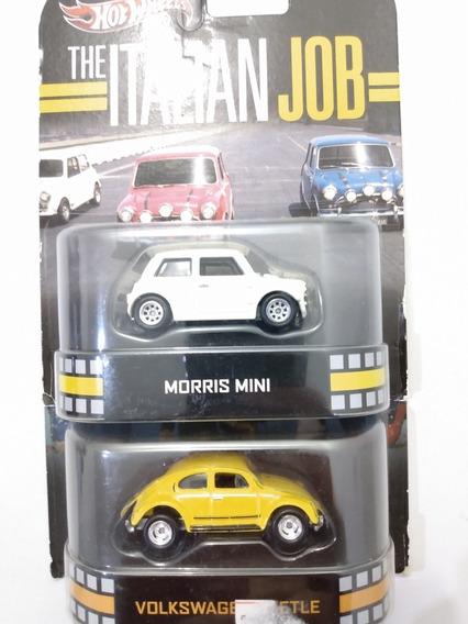 Hot Wheels Retro Mini Moris E Fusca