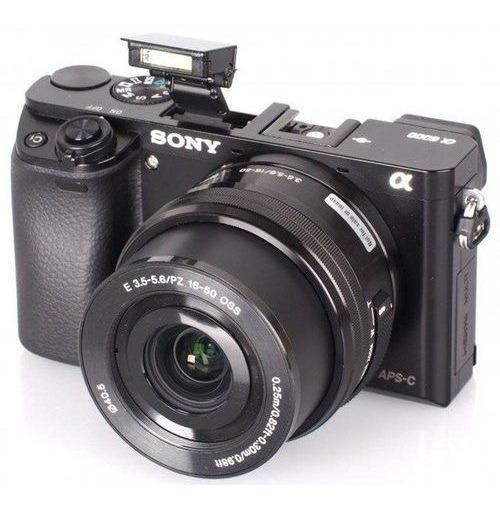 Câmara Mirrorless Sony Alpha A6000