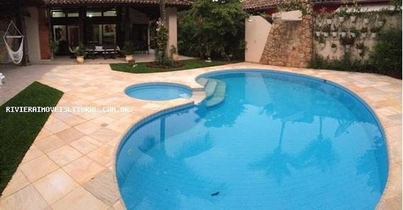 Casa Para Temporada Em Bertioga, Riviera De São Lourenço, 7 Dormitórios, 6 Suítes, 8 Banheiros, 8 Vagas - 5-150517_2-497892