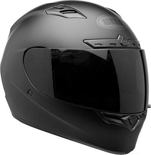 Casco Integral Para Moto Bell Qualifier Dlx (blackout Matte