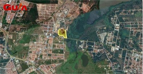 Imagem 1 de 2 de Terreno Na Estrada Do Fio - 1417