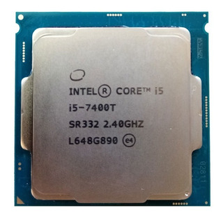 Procesador Intel® Core I5-7400t 7th Generation - Open Box