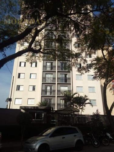 Imagem 1 de 15 de Apartamento Para Venda Em São Paulo, Horto Do Ipê, 2 Dormitórios, 2 Banheiros, 1 Vaga - 1844_1-1136376