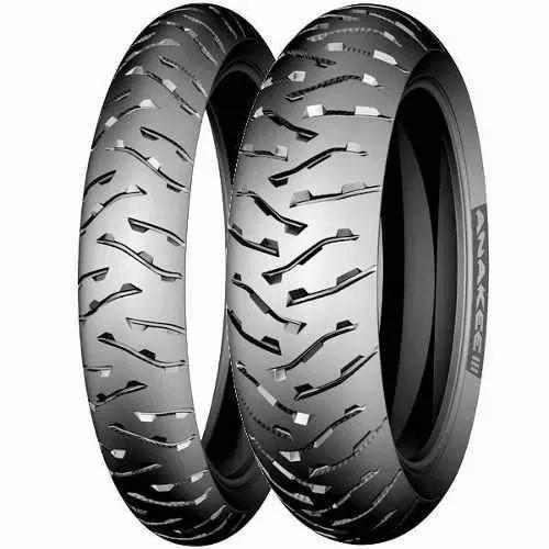 Par Pneu Michelin 150/70-17 110/80-19 Anakee 3 Bmw1200