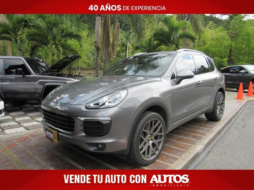 Porsche Cayenne  Luxury At Sec 4x4 Cc3600