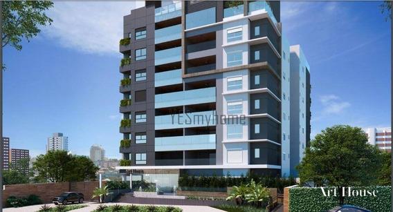 Cobertura Com 4 Suites À Venda, 288 M² - Juvevê - Curitiba/pr - Co0311