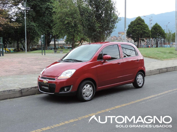 Chevrolet Spark Life Ac Mt
