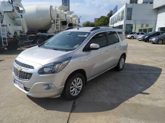 Chevrolet Spin Año 2017