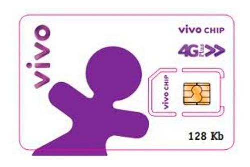 Chip Vivo Chip De Dados 4g