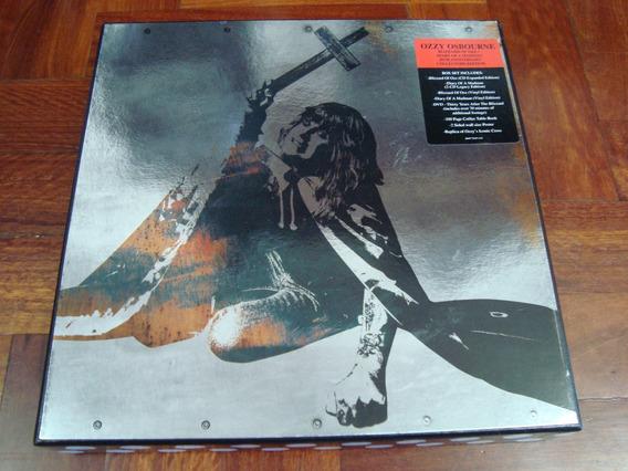 Ozzy Osbourne Blizzard Of Ozz Diary Of A Madman Box Set