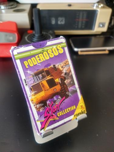 Juego De Cartas Retrocolección De Los 90, Superstar Camiones