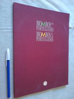 Biombos De Los Portugueses (bilingüe Español Portugués)