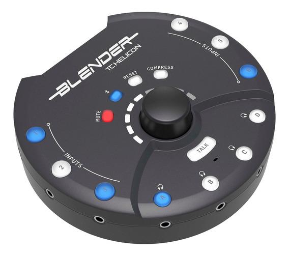 Mixer Portátil Tc Helicon Blender