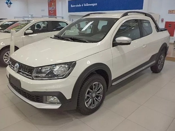 Vw-volkswagen Saveiro Cross 1.6 0km 2019