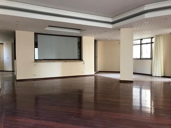 Apartamento Em Setor Oeste, Goiânia/go De 326m² 4 Quartos À Venda Por R$ 990.000,00 - Ap248877