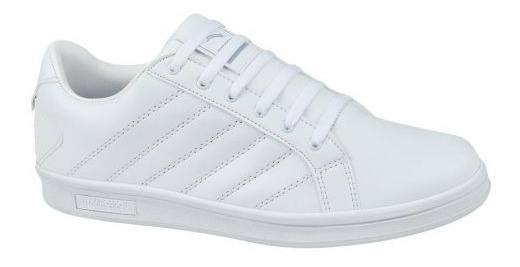 Tenis Casual Karosso Color Blanco 829762 Urbano 2-18 A
