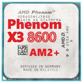 Processadores Amd Phenom X3 8600 / 2,3 Ghz/ Socket Am2 Am2+