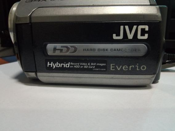 Jvc Hybrid Everio