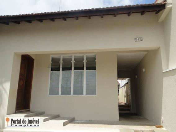 Casa Comercial À Venda, Castelo, Valinhos. - Ca0111