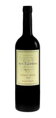 D.v. Catena Cabernet-malbec Zetta Bebidas