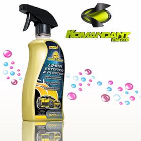 Limpa Estofado E Plástico Spray 500 Ml - 1 Unidade