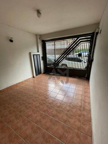Imagem 1 de 30 de Casa Com 3 Dormitórios Para Alugar, 121 M² Por R$ 3.800,00/mês - Vila Bertioga - São Paulo/sp - Ca0089
