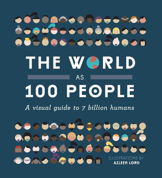 The World As 100 People - A Visual Guide To 7 Billion Humans