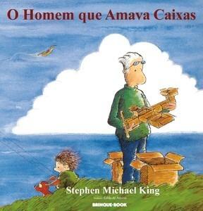 Homem Que Amava Caixas O - Brinque Book
