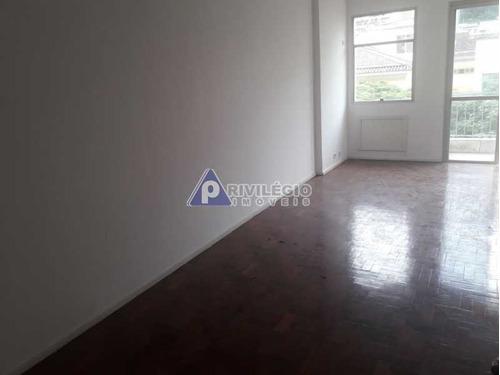 Apartamento À Venda, 3 Quartos, 1 Suíte, 2 Vagas, Ipanema - Rio De Janeiro/rj - 6840