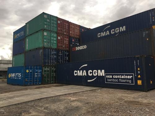 Containers Marítimos Contenedores Usados Nacionalizados 58bs