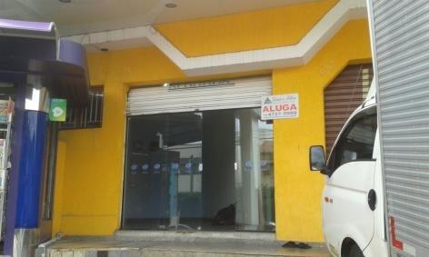 Salao Comercial No Alto Do Ipiranga - Loc709020
