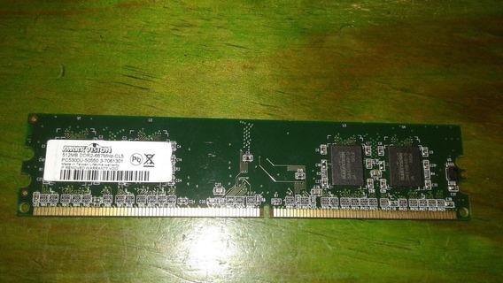 Memoria Ram, Markvision, 512mb, Ddr2 533 Y 667 Mhz ,usadas.-