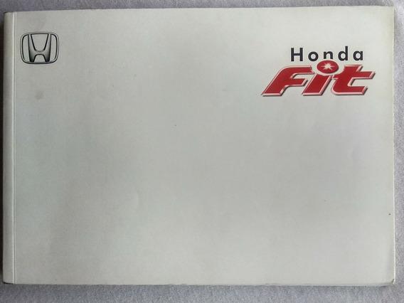 Manual Do Proprietário Honda Fit 2004