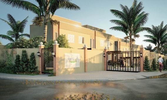 Casa Com 2 Dormitórios À Venda, 76 M² Por R$ 250.000 - Chácara Recreio Alvorada - Hortolândia/sp - Ca6997