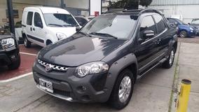 Fiat Strada 16 16v Doble Cabina Full 140000 Mas Cuotas (sz)