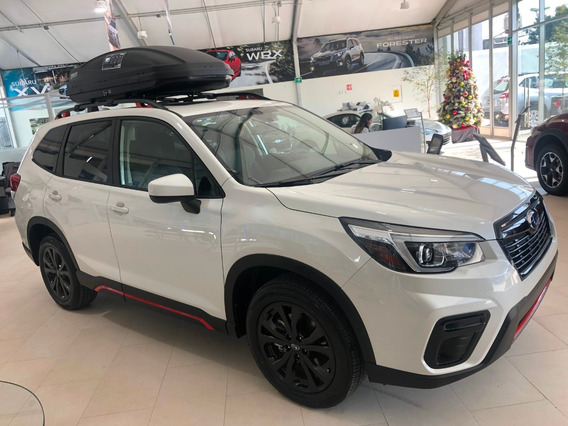 Forester Sport Eyesight 2020 Motor 2.5lts 182hp 5pts