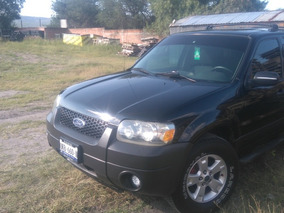 Ford Escape 3.0 Xlt Tela Deportivo At 2006