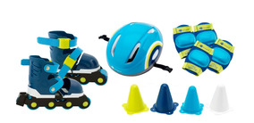 Patines Rolling Set Blue