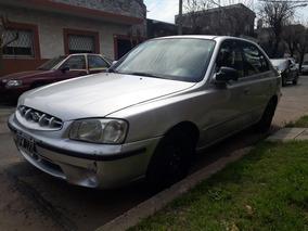 Hyundai Accent 1.5 Gls 4dr Abs Ab 2001