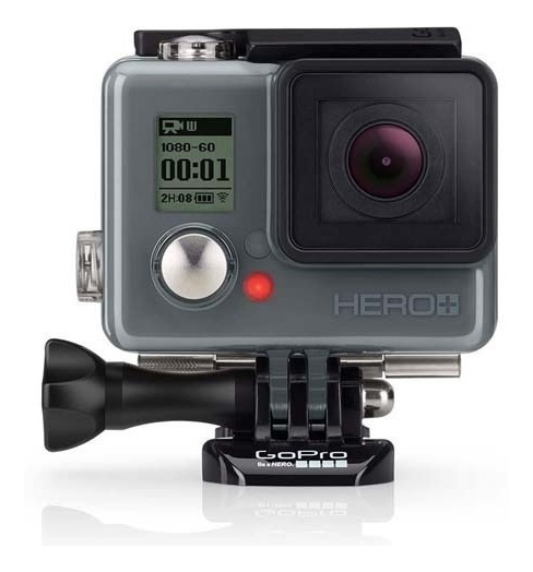 Camera Digital/filmadora Hero + Plus 8mp Wi-fi - Gopro