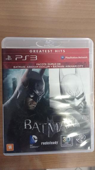 Batman Arkham Dual Pack