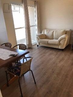 Apartamento À Venda, 66 M² Por R$ 340.000,00 - Condomínio Vista Garden - Sorocaba/sp - Ap1082