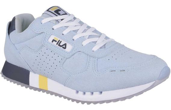 Zapatillas Fila Classic 92 Celeste¡¡envío Gratis!!