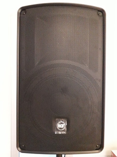 Parlantes Rcf Hd12 A 1400 Watt, 1 Consola Soundcraft