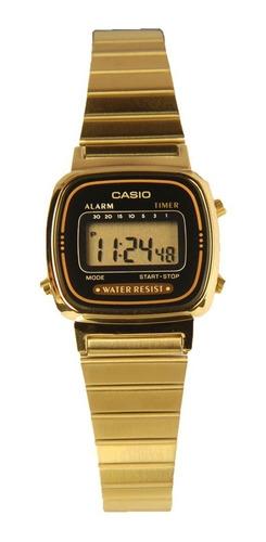 Reloj Casio La 670wga 1a Vintage Retro 100% Original
