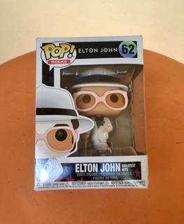 Funko Pop Original Elton John Greatest Hits # 62 - 03 R