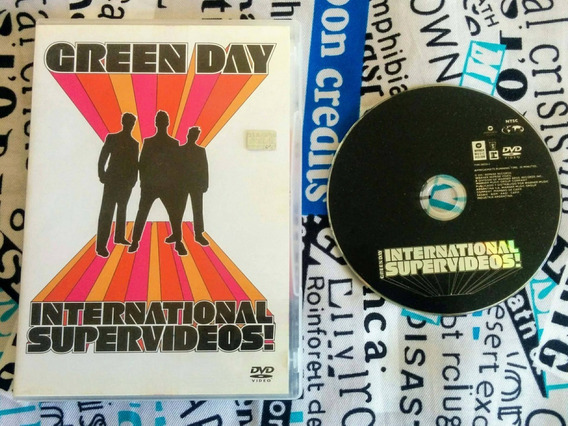 Green Day : International Supervideos ! - Original