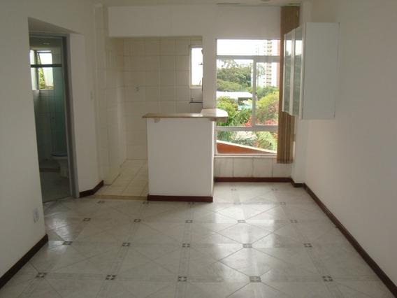 Apartamento Quarto E Sala A Venda No Itaigara 50m2 - Aba039 - 34455990